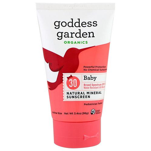 Goddess Garden Natural Mineral Sunscreen