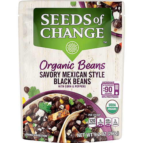 Seeds of Change Organic Black Beans