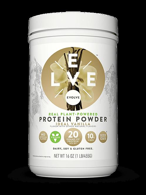 Evolve Vanilla Protein Powder 16oz