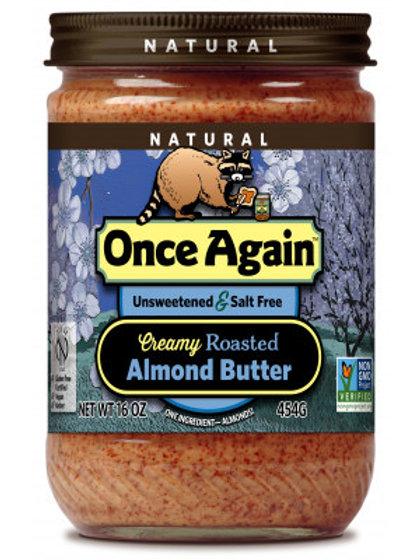 Almond Butter/ 16oz