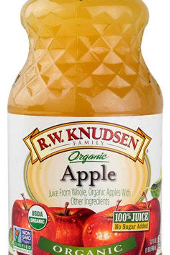 R.W. Kundsen Organic Apple Juice 32oz