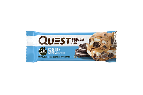 Quest Cookie and Cream 2.12 oz/ Each