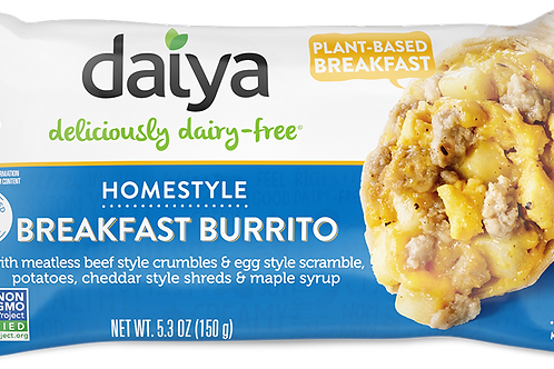 Dayia Homestyle Burrito Breakfast Burrito 5.3 oz