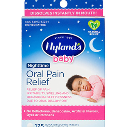 Hylands Oral Pain Relief 4oz (125 Count)