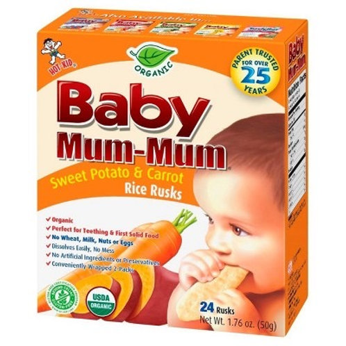 Baby Mum -Mum Sweet Potato 1.76oz