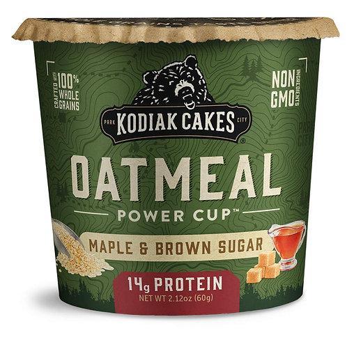 Kodiak Cakes Oatmeal Maple and Brown Sugar 2.12 oz