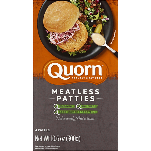 Quorn Meatless Patties