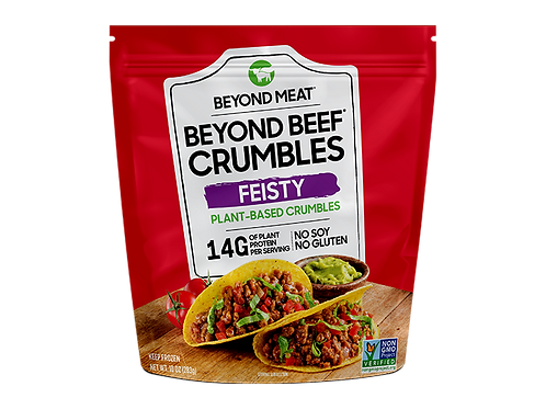 Beyond Beef Crumbles Feisty