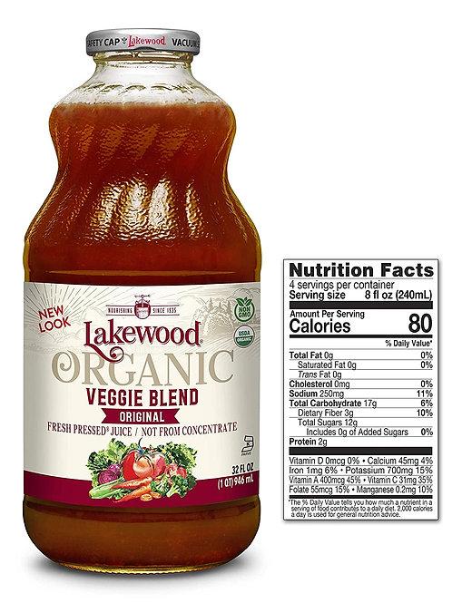 Lakewood Veggie Blend
