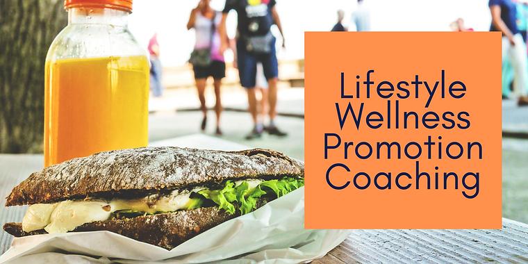 Lifestyle Wellness Promotion- Canva Bann