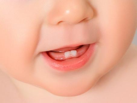 ¿Cómo manejar la etapa de dentición?