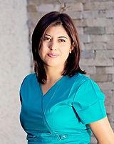 María Díaz, Kinesióloga