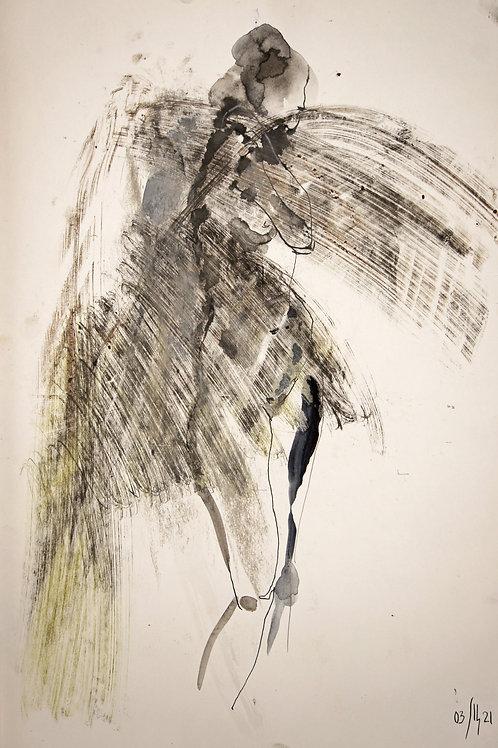 Susanna. Nude art #21109 - original artwork