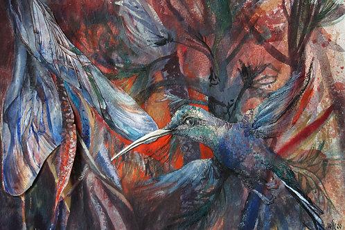 Tropical Heat - original genre artwork