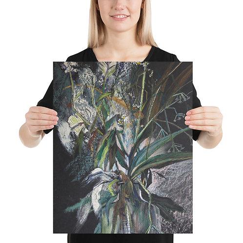 Field herbs. Yang yin - Giclée Poster