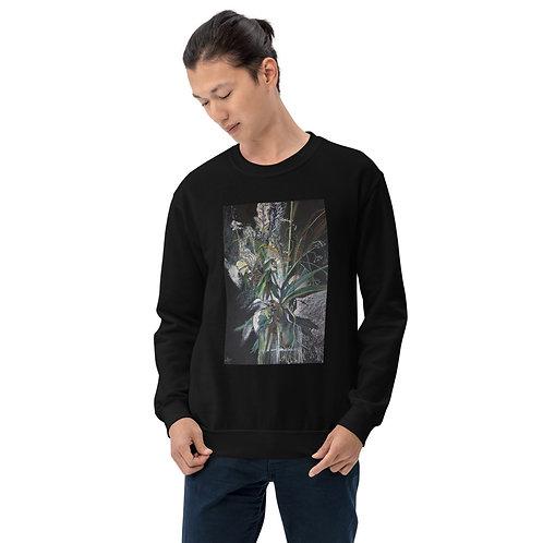 Field herbs. Yang yin - Unisex Sweatshirt copy