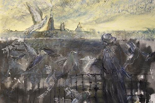 Incantation (Akhmatova) - original genre artwork