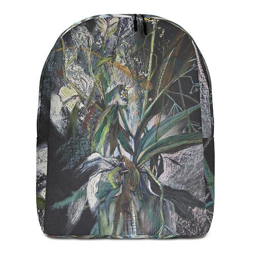 Field herbs. Yang yin - Minimalist Backpack copy