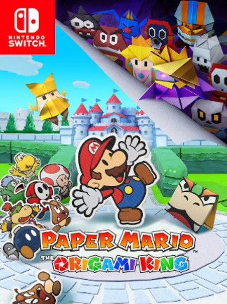Paper Mario: The Origami King (Donation)