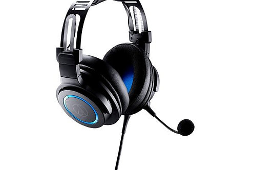 AUDIO-TECHNICA ATH-G1 GAMING HEADPHONE - (Donation)