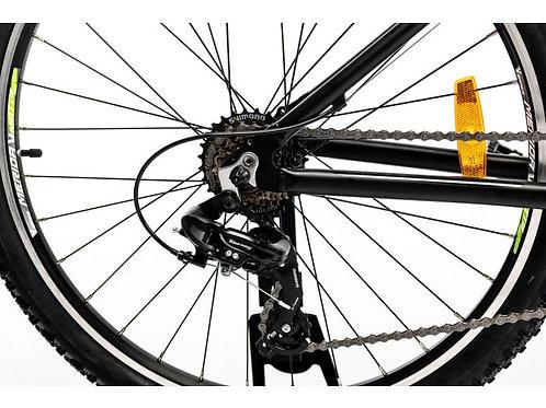 Merida Matts 6.5 V Mountain Bike Black/Green (2021) - (Donation)