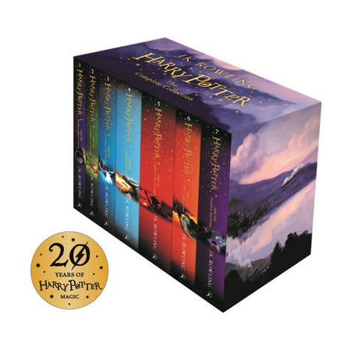 Harry Potter Box Set by J.K Rowling: The Complete Collection - (Donation)