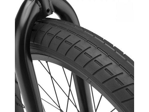 Kink Curb BMX Bike Matte Dusk Black (2021) - (Donation)