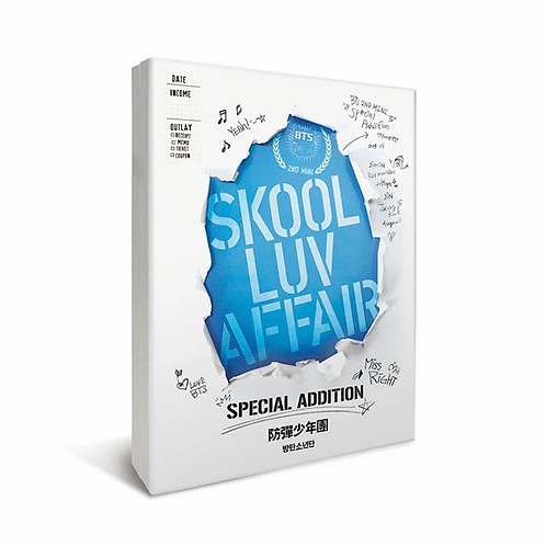 Skool Luv Affair (Special Addition) - (Donation)