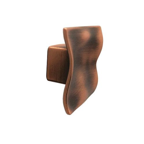 Puxador Acqua Zen 38x38x12 Vecchio cobre