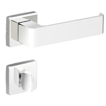 Fechadura Imab Lexi Chave Banheiro Cromada 55mm