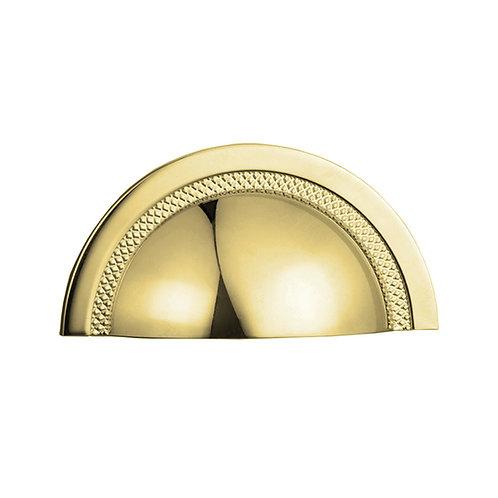 Puxador Zen Shell 64mm Gold