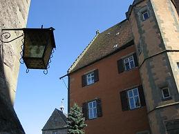 Schloss Obersontheim Außenansicht