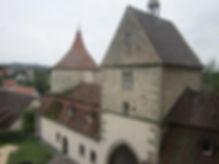 Wehrgang Schloss
