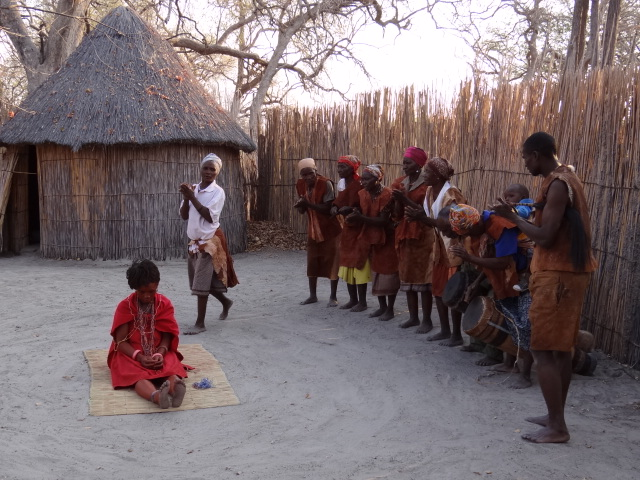 Bayei Culture at Shandereka