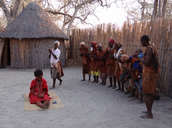 Bayei Culture at Shandereka