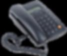 New-design-landline-telephone-corded-cal