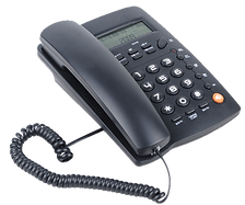 New-design-landline-telephone-corded-cal