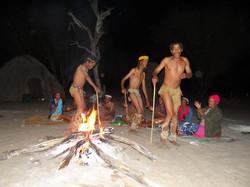 The San Cultural Dance