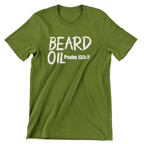 Beard Oil TSHIRT