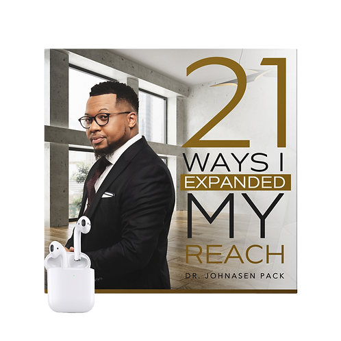21 Ways I Expanded My Reach