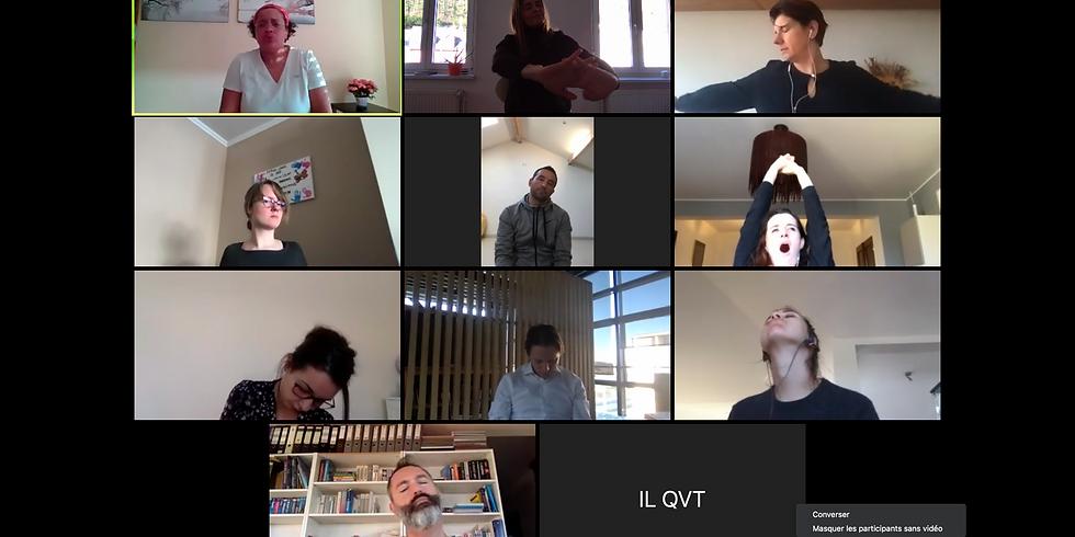 QVT et activité physique adaptée