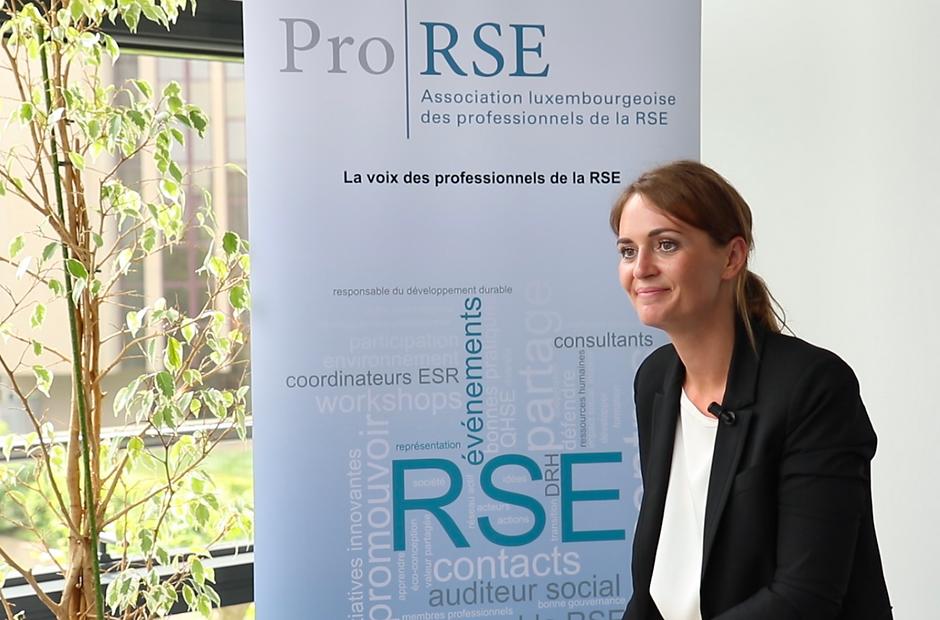 Morgane Haessler, Présidente de ProRSE