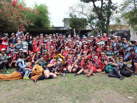 Etapa do Circuito Paulista de Rugby Infantil proporciona dia marcante para crianças do SESI Jacareí