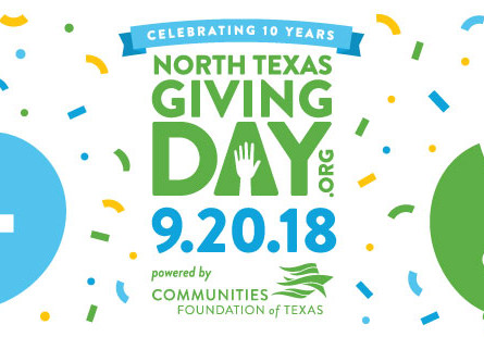 Happy North Texas Giving Day! Meet the Candidates at our Happy Hour!
