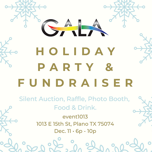 GALA 2019 Holiday Party