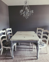 Dining Table and Chairs - Commission