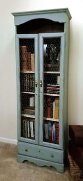 Curio Cabinet - Commission