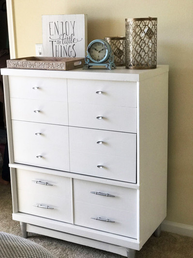 Mid Century Dresser - Commission