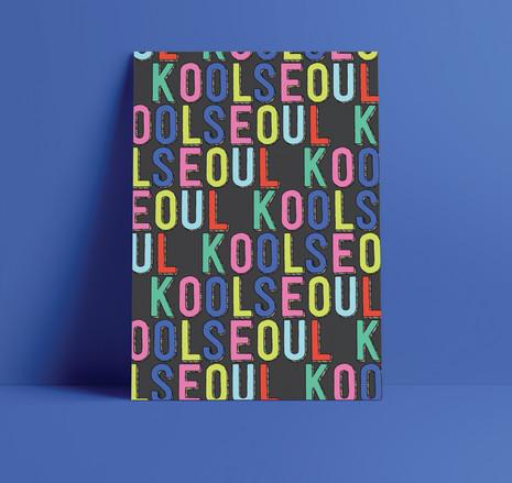 Seal Kool Pattern Design