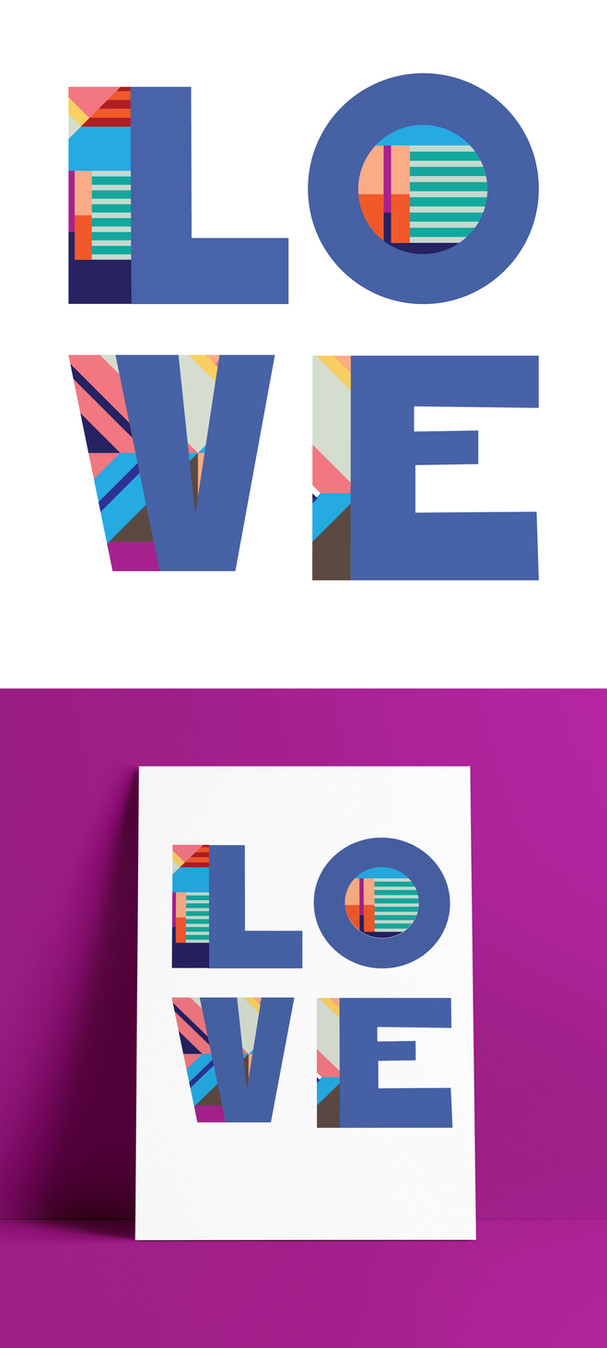 LOVE LETTERS DESIGN